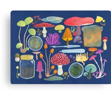 Mycology Canvas Print
