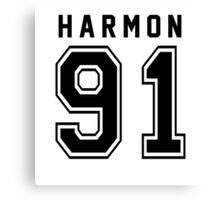 HARMON 91 Canvas Print