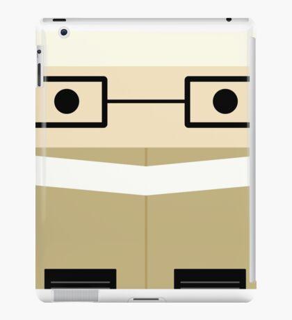 Admiral Spaceship iPad Case/Skin