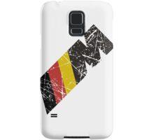 BMW ///M logo (german flag) Samsung Galaxy Case/Skin