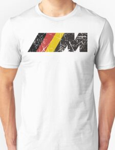 BMW ///M logo (german flag) T-Shirt