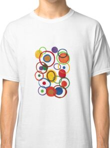 Rings of happiness  Classic T-Shirt