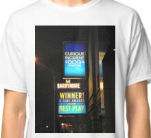 The Curious Incident of the Dog in the Nighttime Classic T-Shirt
