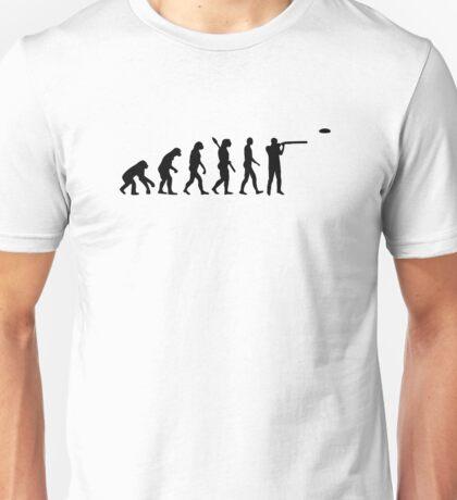 Evolution trap shooting Unisex T-Shirt