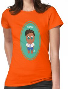 """Meet Dorian from """"The Nomadics"""" Womens Fitted T-Shirt"""