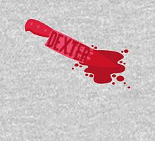 Dexter-Knife Long Sleeve T-Shirt