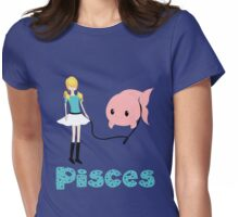 Pisces Womens Fitted T-Shirt