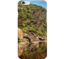 1010 Tidal River iPhone Case/Skin