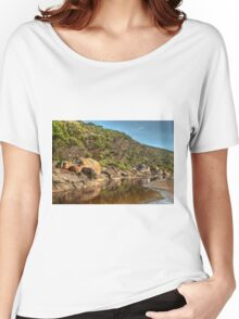 1010 Tidal River Women's Relaxed Fit T-Shirt