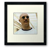 Bronson Framed Print