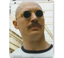 Bronson iPad Case/Skin