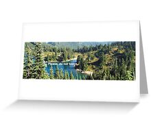 Preserve Earth Greeting Card