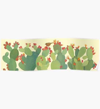 Prickly Pear, Long Poster