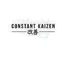 ConstantKaizen Logo by LewisJamesMuzzy