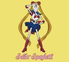 Undertale Sailor Papyrus Baby Tee