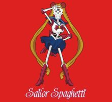 Undertale Sailor Papyrus Kids Tee