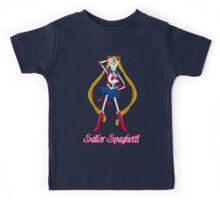 Undertale Sailor Papyrus Kids Tee