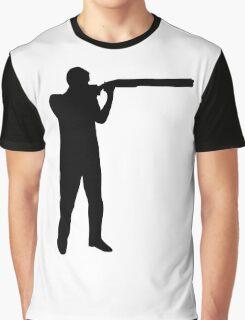 Trap shooting Graphic T-Shirt
