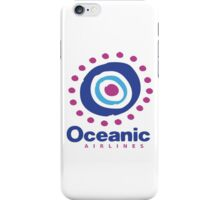 Lost Oceanic Airlines iPhone Case/Skin