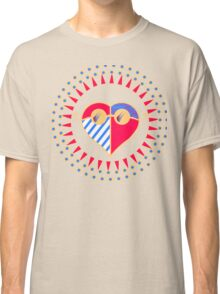 Love is Radically Blind (Color Ver.) Classic T-Shirt