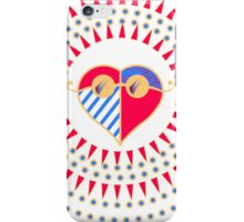 Love is Radically Blind (Color Ver.) iPhone Case/Skin