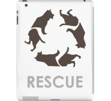 Rescue iPad Case/Skin