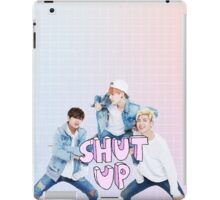 Sass Kings iPad Case/Skin