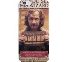 Sirius Black! iPhone Case/Skin