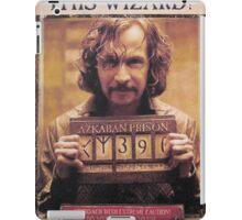Sirius Black! iPad Case/Skin
