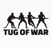 Tug of war Kids Tee