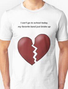 band break-up T-Shirt