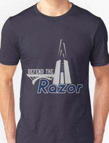 Defend the Razor Unisex T-Shirt