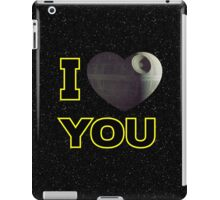 I love you iPad Case/Skin