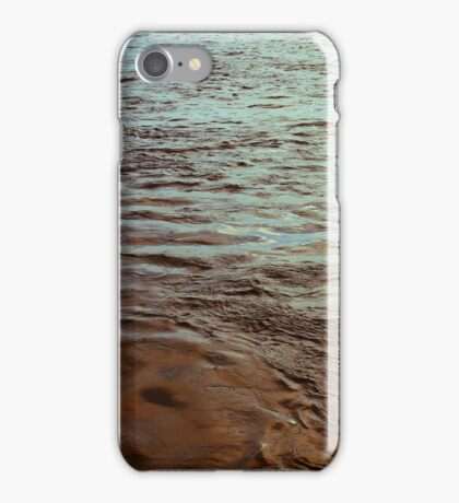 The Sunset's Reflection iPhone Case/Skin