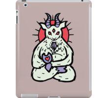Spirit Goat iPad Case/Skin