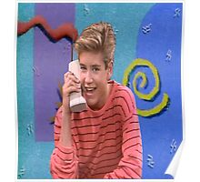Saved By Zack Morris Poster