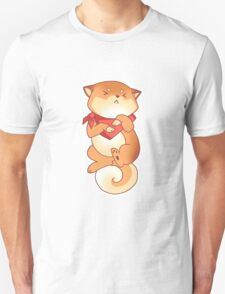 Rude Shiba Dog 5 - Intestinal Distress Unisex T-Shirt