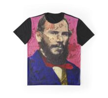TOLSTOY Graphic T-Shirt