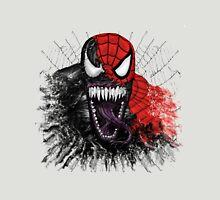 spiderman venom mash up Unisex T-Shirt