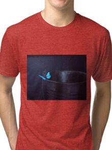 Butterfly Life Is Strange Tri-blend T-Shirt