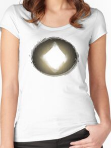 Entwined  Women's Fitted Scoop T-Shirt