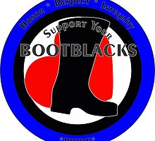 Support Your Bootblacks by intfactory