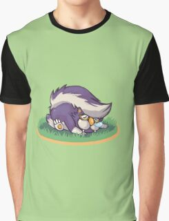 Nap time Graphic T-Shirt