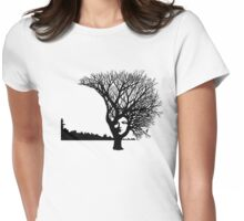 Spirit tree Womens Fitted T-Shirt