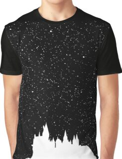 Hogwarts Space Graphic T-Shirt