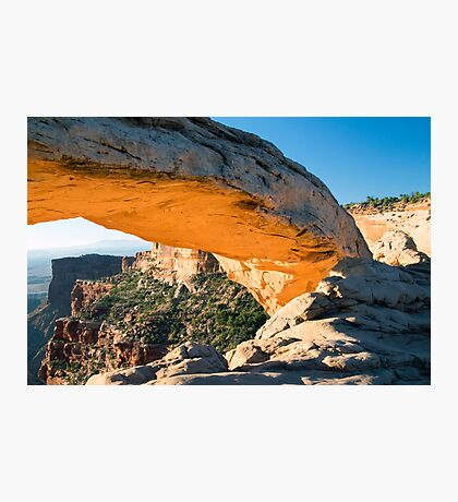 Golden Arch Photographic Print