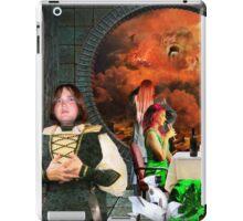 Quimby Takes a Job on Venus iPad Case/Skin