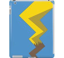 Minimalist Pikachu Tail iPad Case/Skin