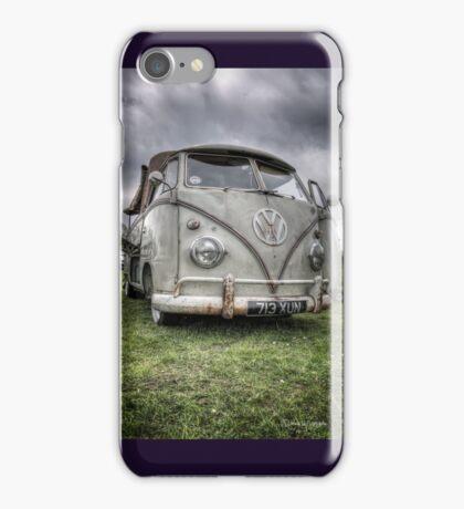VW Split Screen Pick Up iPhone Case/Skin