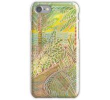 Path To The Beach iPhone Case/Skin